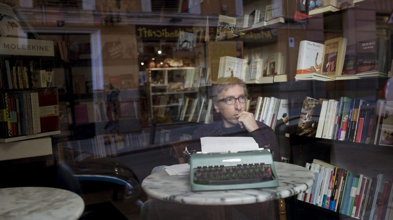 David Trueba presenta Tierra de Campos en la librería La Buenavida