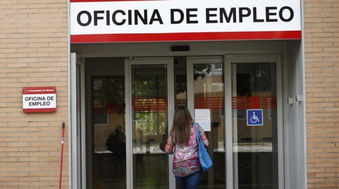 El coste de la pandemia: 1,1 millones de personas más sin trabajar