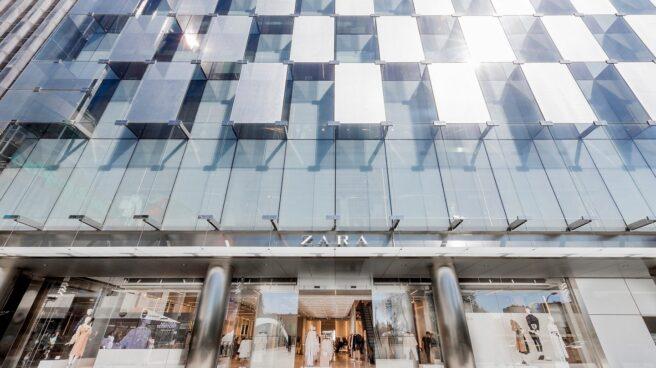 Zara abre su mayor tienda en el Paseo de la Castellana (Madrid)