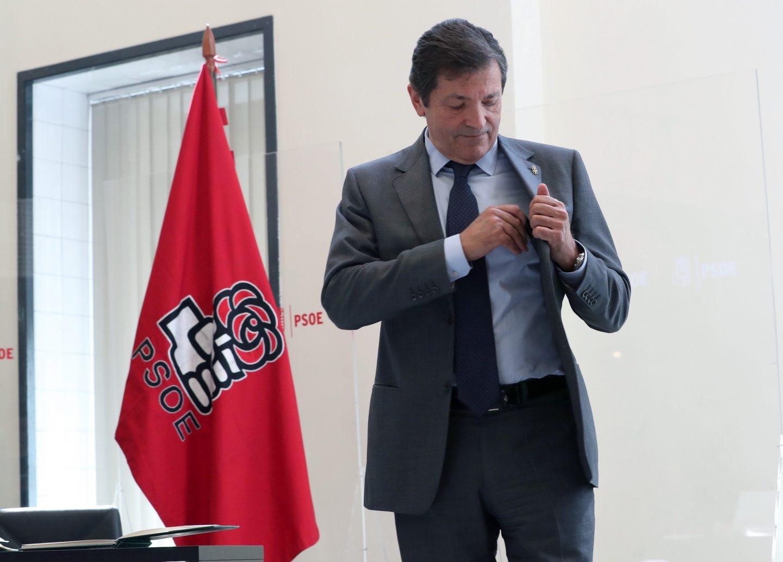 Javier Fernández, presidente de la Gestora.