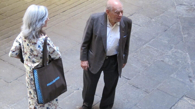 Imagen del ex president Jordi Pujol el pasado julio. Su hijo, Jordi Pujol Jr, será el primero que vaya a prisión.