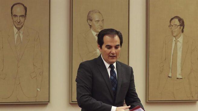 José Antonio Nieto se dispone a comparecer este viernes ante la comisión de Interior del Congreso de los Diputados.