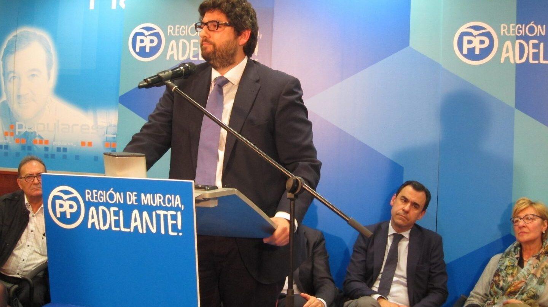 Fernando López Miras.