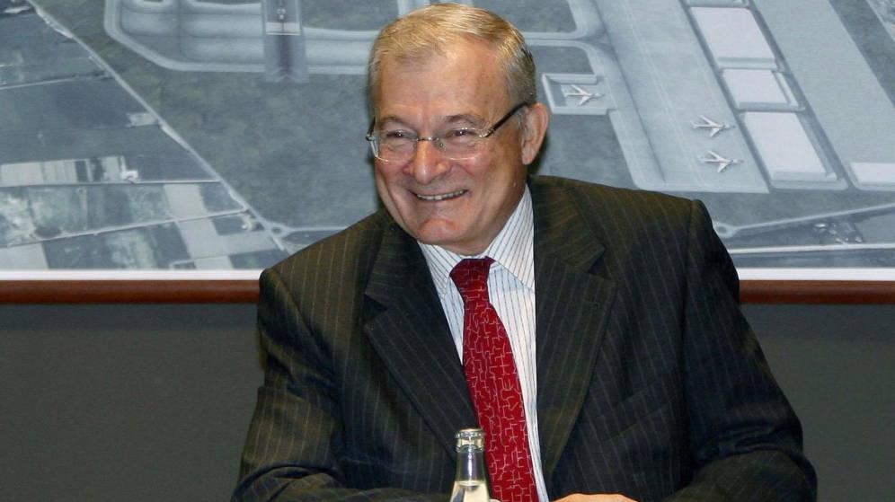 Manuel Azaga, presidente de Unicaja.