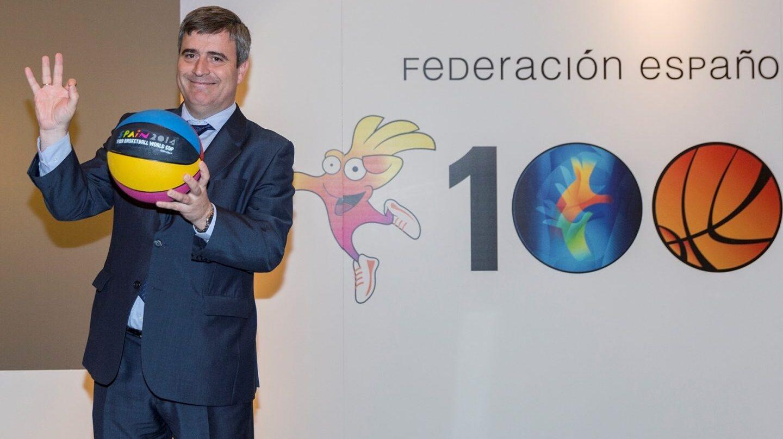 Miguel Cardenal, durante su etapa como presidente del Consejo Superior de Deportes (CSD).