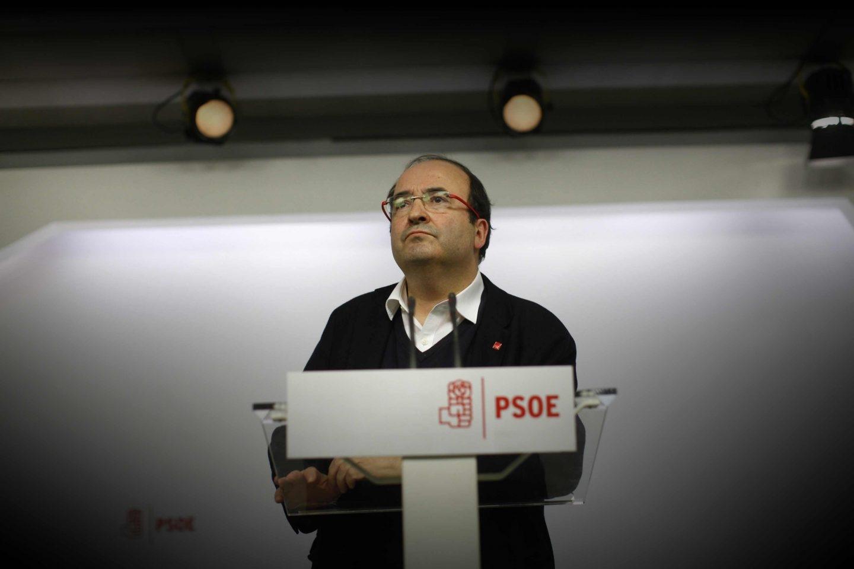 Miquel Iceta avisa a Ada Colau sobre el referéndum.