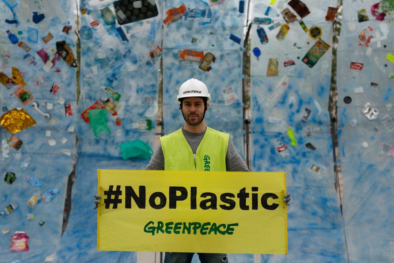 Campaña contra los plásticos