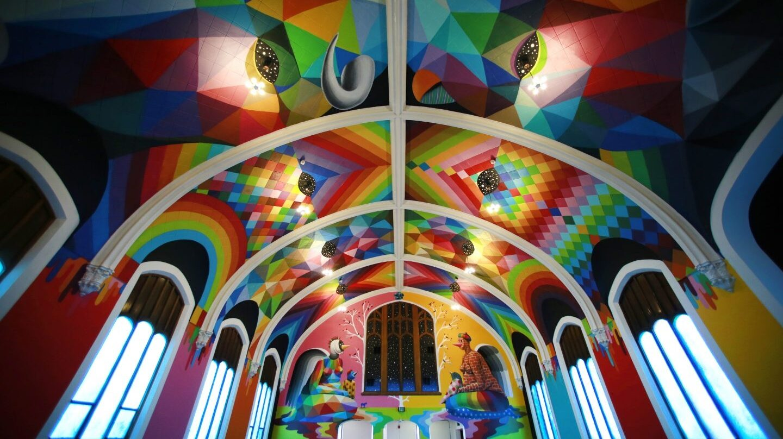 Okucpa San Miguel iglesia Denver