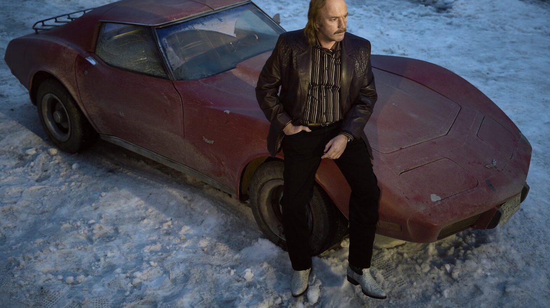 Ewan McGregor, caracterizado como Ray Stussy en la tercera temporada de Fargo.