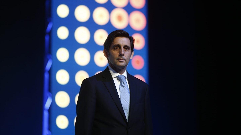 El presidente de Telefónica, José María Álvarez-Pallete. El presidente de Telefónica, José María Álvarez-Pallete.