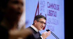 """López lamenta que en el PSOE """"nos hemos cargado todas las referencias"""""""