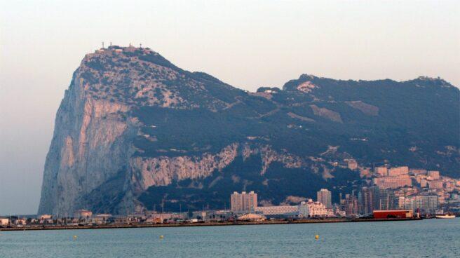 Peñón de Gibraltar.