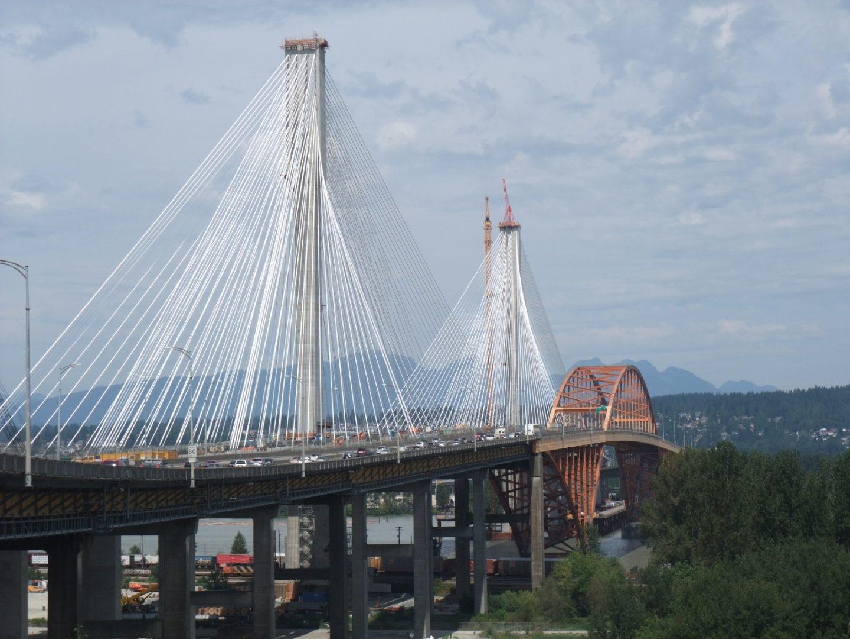 Puente Newport Pell en Rhode Island (EEUU), cuya autopista de peaje gestiona Abertis.