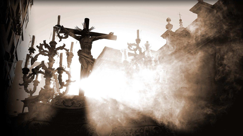 Procesión de Semana Santa.