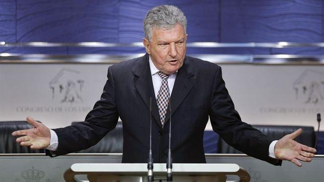 Pedro Quevedo,diputado de Nueva Canarias