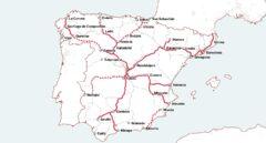 Cómo se extendió la red de alta velocidad por España