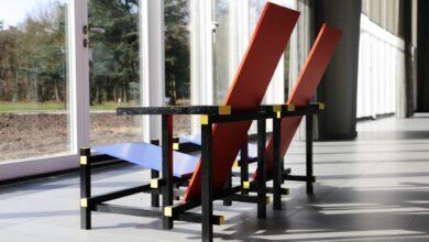 Tras la huella de Mondrian, cien años entre arte y diseño en Holanda