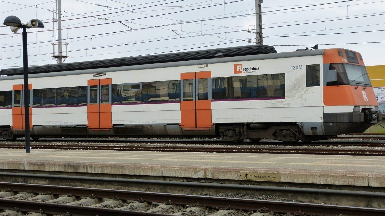 Tren Rodalíes de Cataluña,