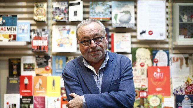 Fernando Savater, en la presentación de un libro en 2014.