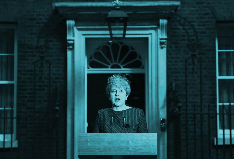 La primera ministra británica, Theresa May, ha convocado elecciones anticipadas.