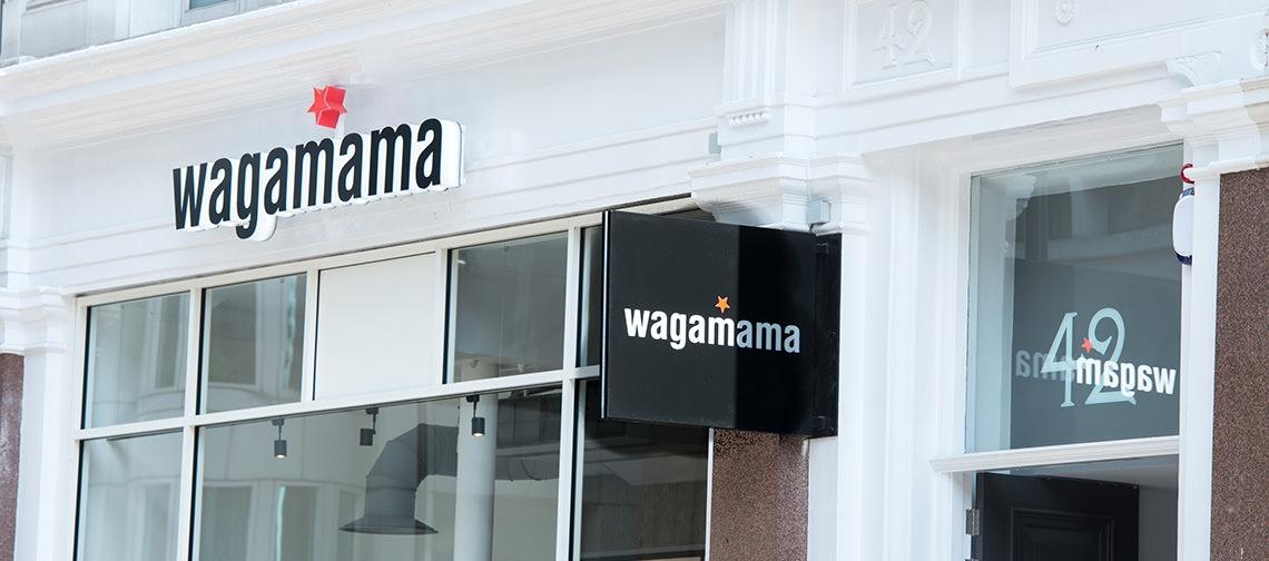 Wagamama aterriza el jueves 20 de abril en Madrid