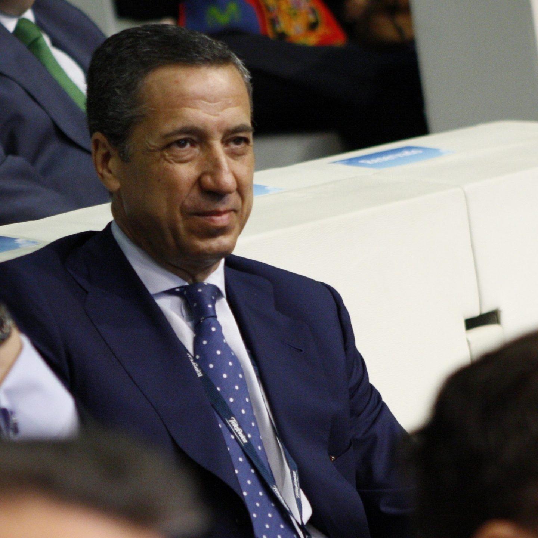 El ex ministro Eduardo Zaplana.