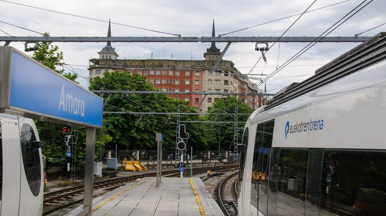 EuskoTren quiere competir con Renfe en 2019.