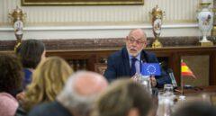 """Manuel Moix alegará """"cansancio"""" ante Maza para irse de Anticorrupción"""