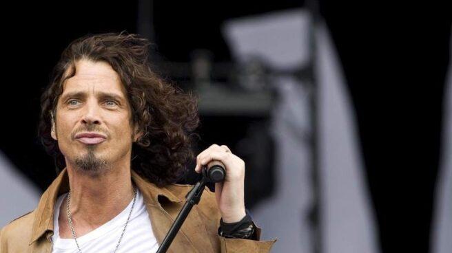El vocalista Chris Cornell.