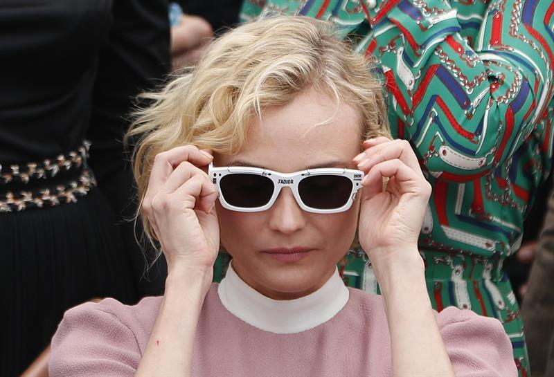 La actriz alemana Diane Kruger.