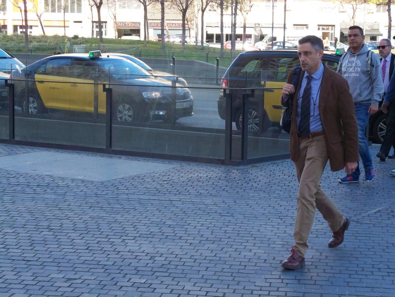 El fiscal del caso Palau, Emilio Sánchez Ulled.