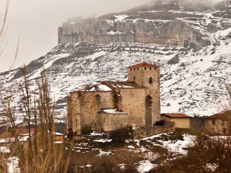 Iglesia de Fuenteodra