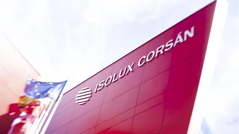 La sede de Isolux Corsán.