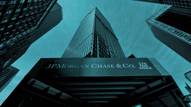 Sede del banco estadounidense JPMorgan.