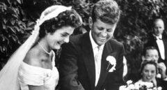 """Todos los detalles de """"la boda americana del siglo"""": hace 68 años, JFK y Jackie Kennedy se daban el """"sí, quiero"""""""