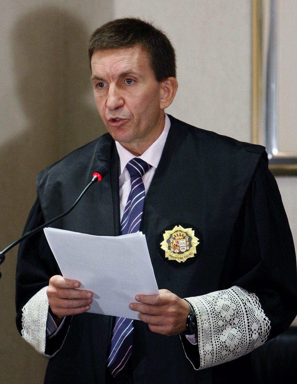 Manuel Moix, ex fiscal jefe Anticorrupción