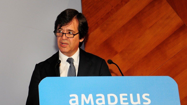 Luis Maroto, consejero delegado de Amadeus.