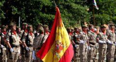 Militares reservistas acceden a ayudas para desempleados para llegar a 1.000 euros al mes