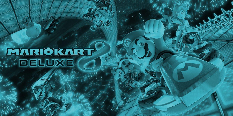 Mario Kart 8 Deluxe ha sido uno de los primeros lanzamientos para la Nintendo Switch.