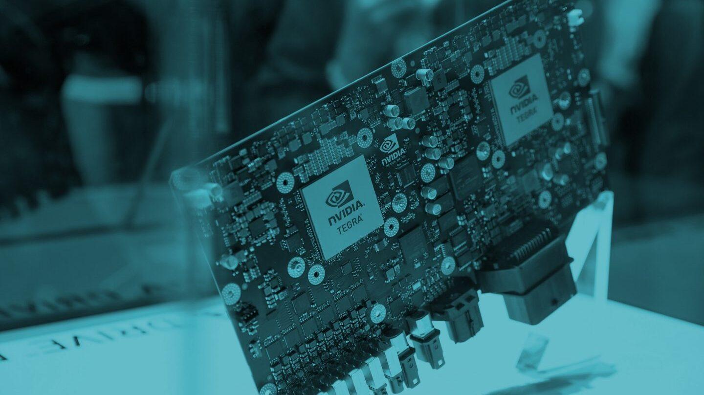 Chip desarrollado por la compañía Nvidia.