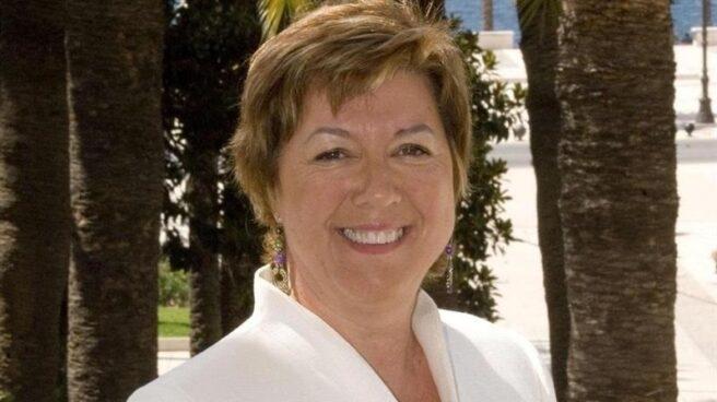 La senadora del PP y ex alcaldesa de Cartagena, Pilar Barreiro.