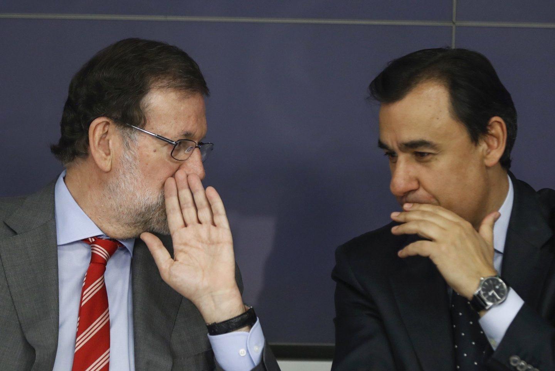 Rajoy y Maillo, en el Comité Ejecutivo del PP