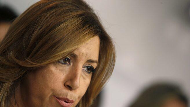 Susana Díaz , presidenta de la Junta de Andalucía.