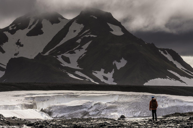 Trekking en Laugavegur. Islandia