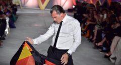 Antonio Banderas, Sergio Ramos y Antonio Ferrera