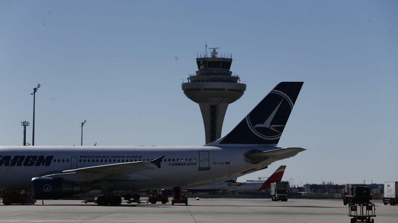 El servicio de control de tierra del Aeropuerto de Barajas puede verse alterado.
