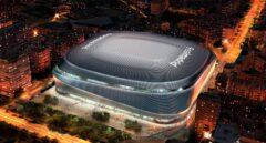 Recreación del nuevo Santiago Bernabéu