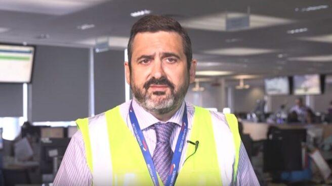 El presidente y consejero delegado de British Airways, Álex Cruz.