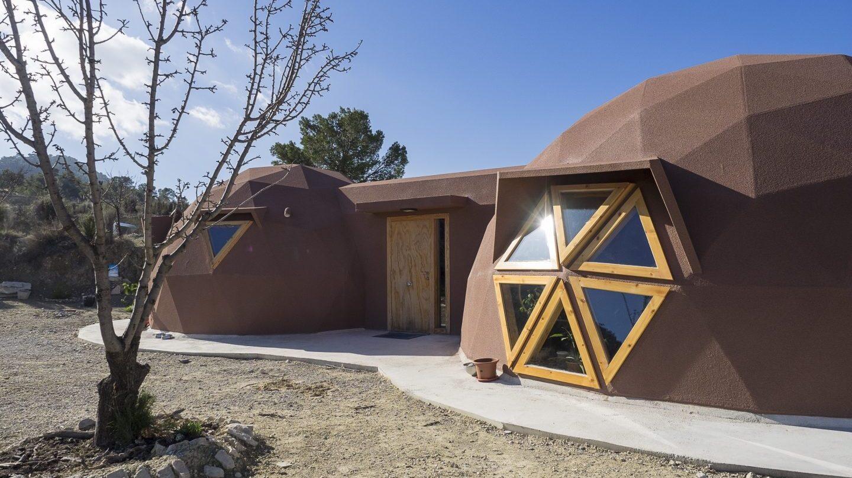 Vivir en una casa geod sica - Casas geodesicas ...