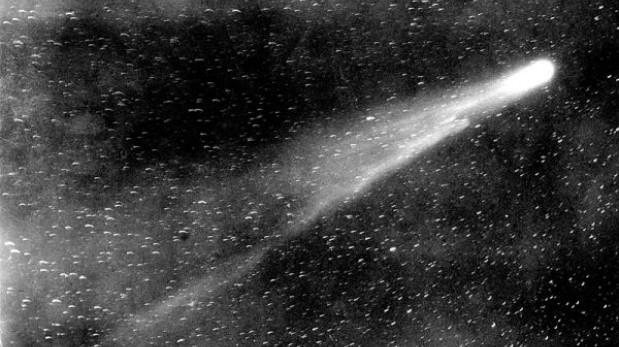 Cometa Halley en 1910